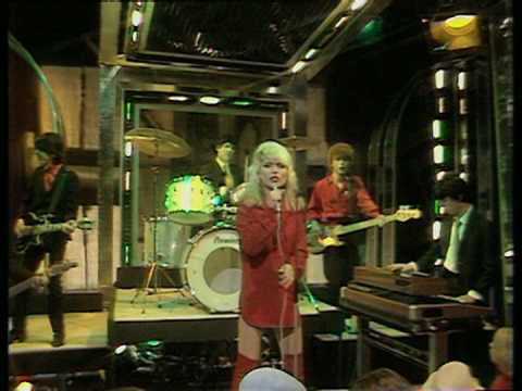 Denis Live On Top Of The Pops - Blondie (official video)