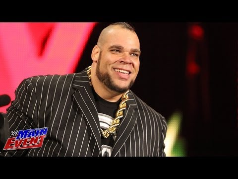 The Miz Hosts miz Tv With Guest, Brodus Clay: Wwe Main Event, Jan. 01, 2014 video