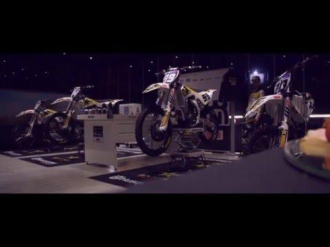 Rockstar Energy Husqvarna Factory Racing ready for the season opener in Qatar
