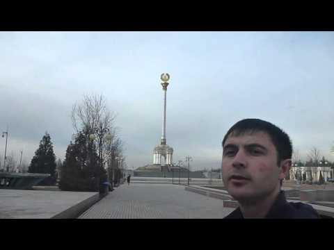 Radio Station HQ   City Tour   Dushanbe   Tajikistan   Jan 2016