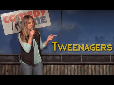 Tweenagers (Stand Up Comedy)