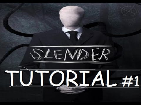 Tutorial Slender #1 - Mapas e rotas =D