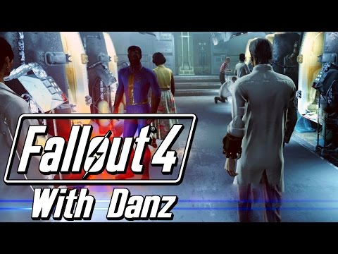 VAULT 111 | Fallout 4 with Danz | Part 1