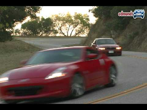 Can Nissan Beat BMW?  370Z vs. 135i