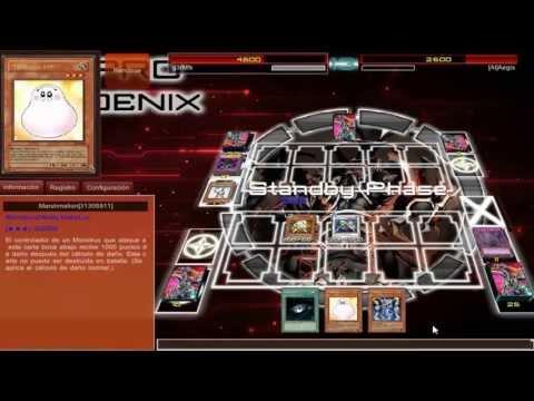 [Descarga] YGOPro Phoenix 1030.0 V4 Version AI [ 6693 Cartas] MODO CONTRA EL PC