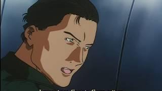 ガサラキ Gasaraki - TA Battle scene: TA wired to JSSDF Supply Plane versus Sukhois