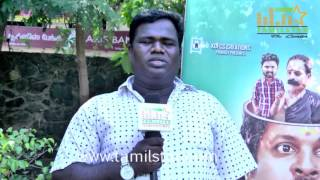 Vennila Saravanan At Yogiyan Varan Somba Eduthu Ulla Vai Movie Team Interview