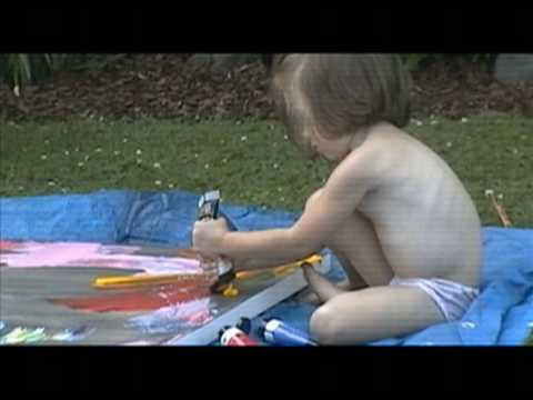 Trailer - My Kid Could Paint That