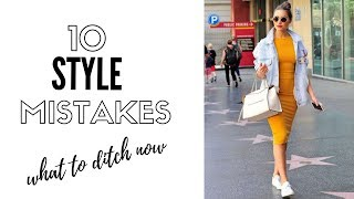 Ditch These 10 Items If You Want To Look More Stylish | Style Mistakes