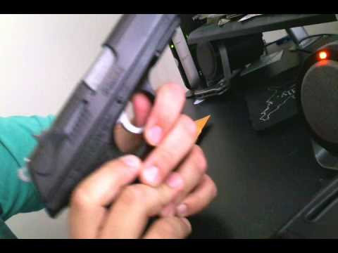Ruger P95 Review/ Disassembly & Reassembly