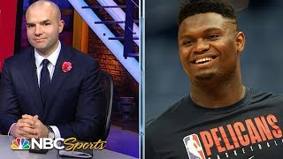 NBA Weekly Roundup: Zion's debut, Ja Morant's ascension, Rockets struggles | 1/20/20 | NBC Sports