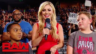 "Young fans play ""What's My Name?"": Raw Exclusive, July 22, 2019"
