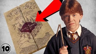 Top 10 Harry Potter Dumbest Plot Holes