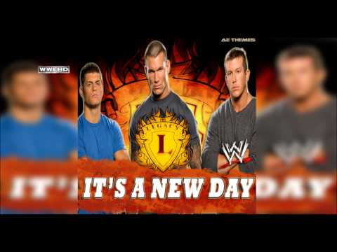 Wwe: it's A New Day (the Legacy) Theme Song + Ae (arena Effects) video