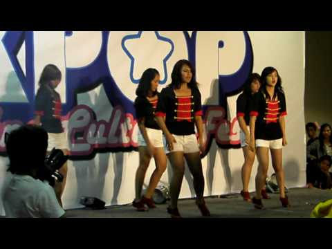 Soar❤rity - Kpop Song Remix  Kpop And Culture Fest 2010.08.08 [fancam] video