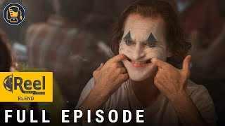Joaquin Phoenix Talks The Ending of Joker & His Transformation | ReelBlend #86