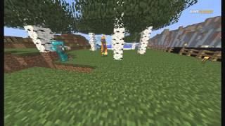 [Minecraft] ficr VS kyupityan [PVP]