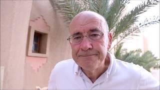 Yves Loubet e il suo 1° Historic Maroc Rally Raid