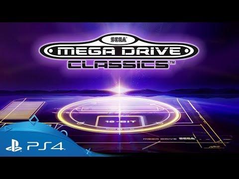 SEGA Mega Drive Classics   Announcement Trailer   PS4