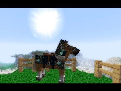 Minecraft Texture Pack 1.6/1.5.2/1.5: Bencraft 64x64 [13w25c][HD]