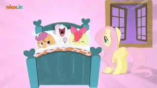 MLP FiM - Hush now, quiet now (German) Sweetie Belle and Fluttershy