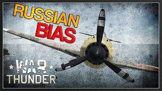 The RUSSIAN BIAS Machine | La-7 RB Review | War Thunder