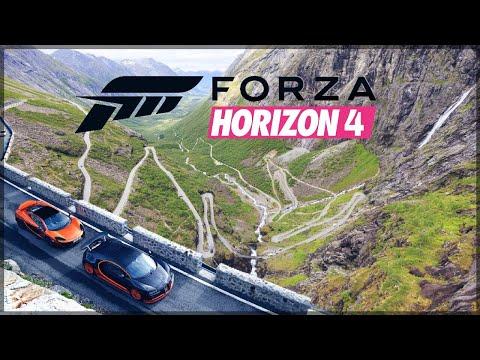 Forza Horizon 4   Introducing Norway - Xbox Teaser Trailer .... [fan-made Trailer]