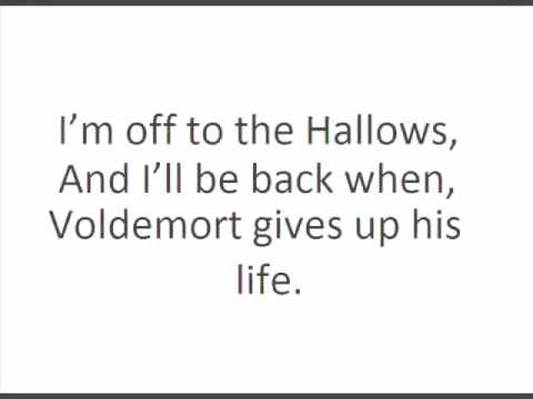 The Hallows Lyrics