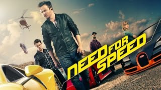 Neerd For Speed O Filme 2014 Ação  Trailer Dublado