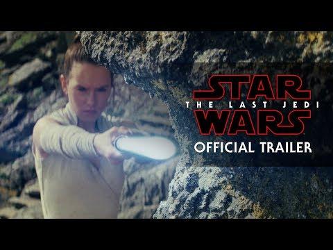 Star Wars: The Last Jedi - Official New Trailer | Star Wars NL