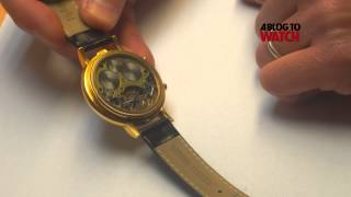 George Daniels Co-Axial Tourbillon Chronograph Watch Explained By Roger Smith