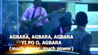 Bishop David Oyedepo-Hour Of Miracle Praise-A Night With The King