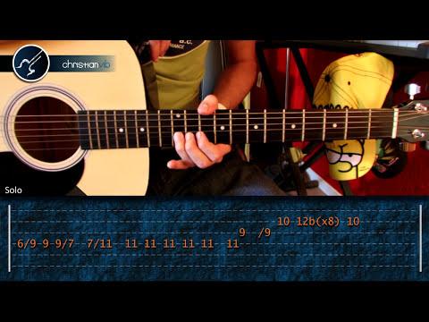 Como tocar Que Lloro SIN BANDERA en Guitarra Acustica COMPLETO (HD) Tutorial