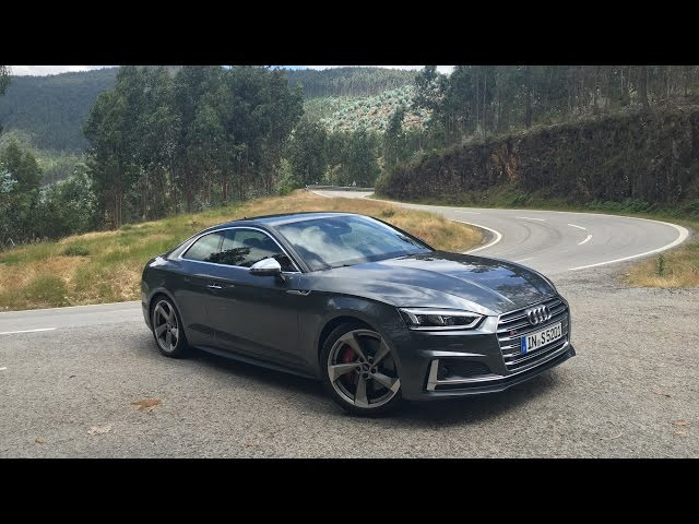 2016 Audi A5 & Audi S5 Fahrbericht / Full Review - YouTube