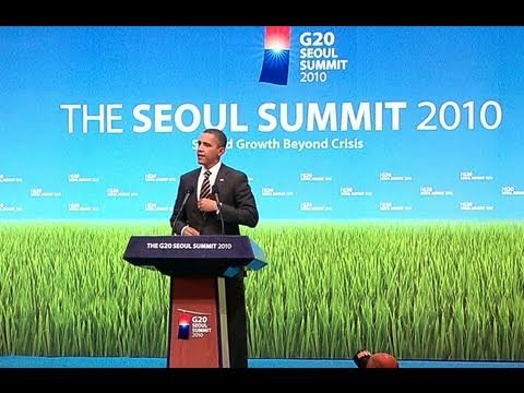 G20 Summit Presidential Press Conference