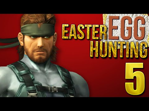Metal Gear Solid Part 5 - Easter Egg Hunting