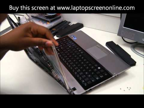 Samsung NP RV510. RV511. S3510. S3511. R530. R519 Laptop Screen Replacement Repair