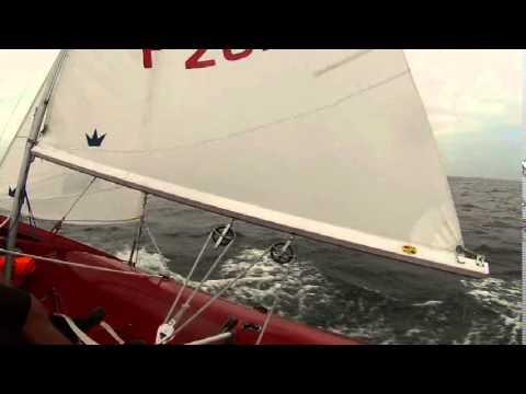 420 dans la baie de Saint Malo