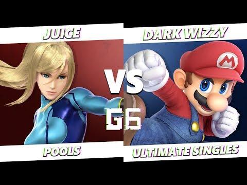 Download Lagu  Glitch 6 SSBU - Juice Zero Suit Samus VS Dark Wizzy Mario Smash Ultimate Pools Mp3 Free