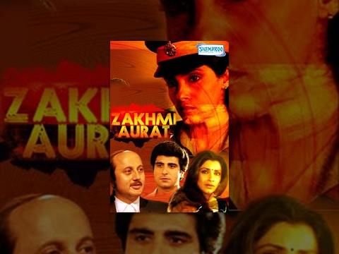 Zakhmi Aurat - Hindi Full Movie - Dimple Kapadia & Raj Babbar - Bollywood Superhit Movie thumbnail