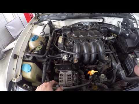 #348 Garagem Z4R - Golf 1.6 SR 1998 falhando. diagnóstico....