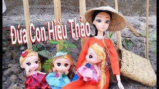 PHIM CHUYỆN ĐỨA CON HIẾU THẢO/ Bé Út Chibi - Review chuyện cổ tích 3 cô gái