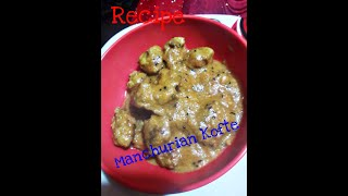 Manchurian Recipe | Manchurian Kofte Recipe | Kofte Recipe | Learn Cooking