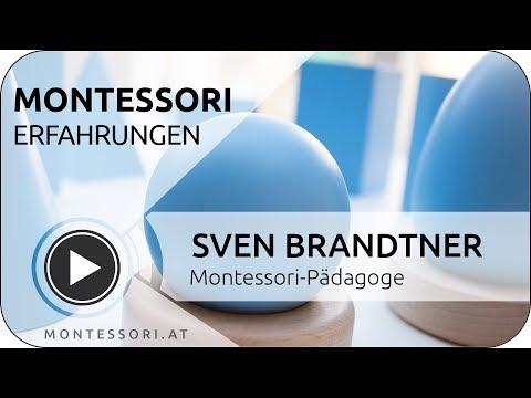 Montessori Teacher Interview - Sven Brandtner | MONTESSORI.AT