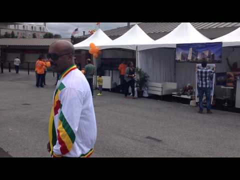 Ethiopian North America sport federation soccer tournament openingremony Maryland 6/28/2015