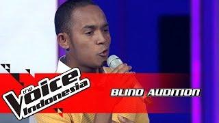 Download Lagu Aldo - Langit Abu-Abu | Blind Auditions | The Voice Indonesia GTV 2018 Gratis STAFABAND