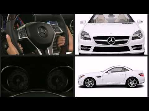 2014 Mercedes Benz SLK Class Video
