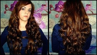 ONDAS SIN CALOR CON BIGUDIES FLEXIBLES