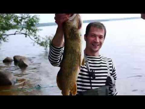 рыбалка в пено видео