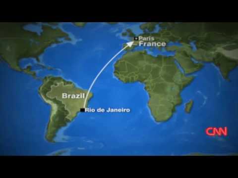Missing airline timeline